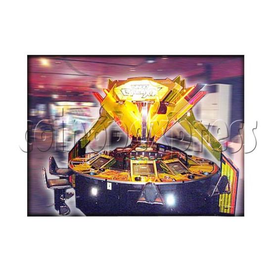 Bingo Galaxy SD Medal Game 26806