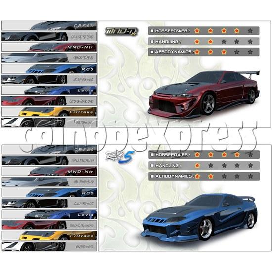 Fast Beat Loop Racer 26863