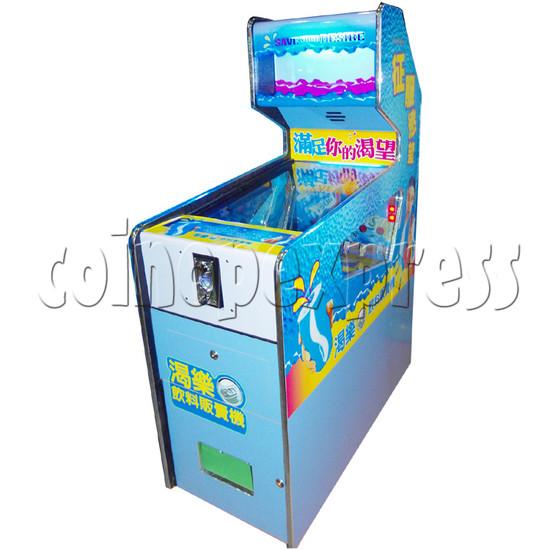 Coke Automatic Prize Machine 26868