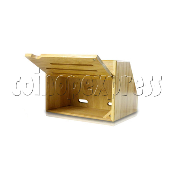 ECO-Friendly Bamboo Charger Station 26886
