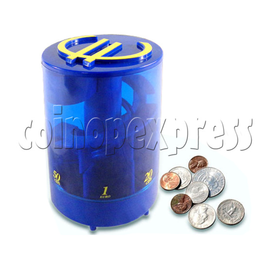 4 Value Coin Sorter 26888