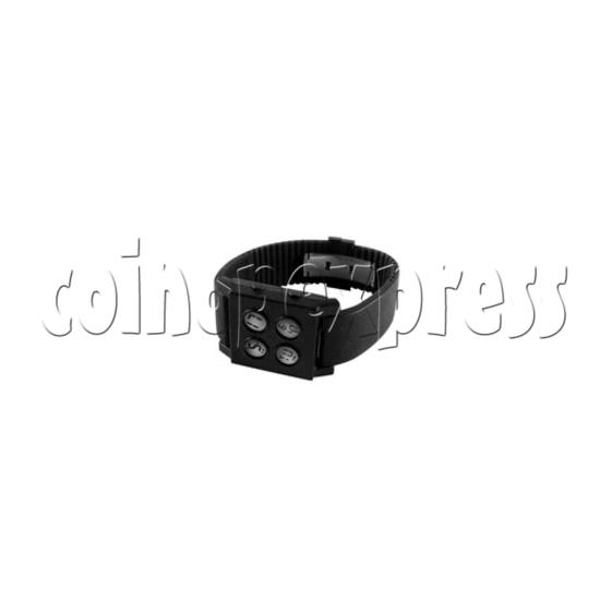 Digital Night Light Wrist Watches 26912