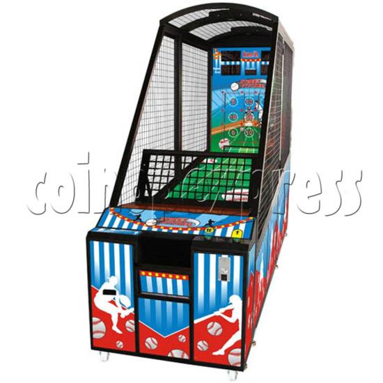 Street Pitcher Basketball machine 26925