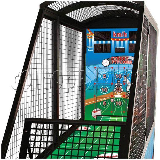 Street Pitcher Basketball machine 26926