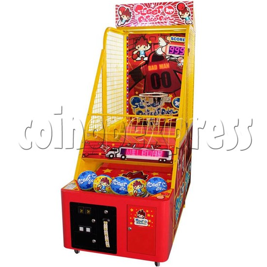Street Basketball Machine For Children 26962