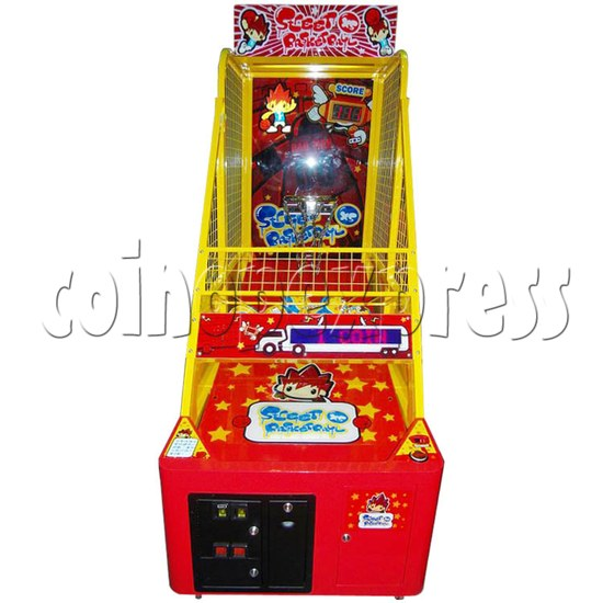 Street Basketball Machine For Children 26963