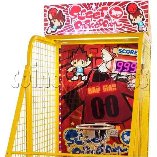 Street Basketball Machine For Children 26966