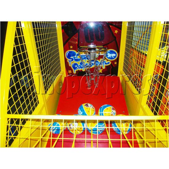 Street Basketball Machine For Children 26967