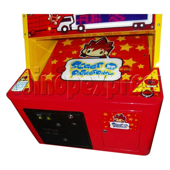 Street Basketball Machine For Children 26969