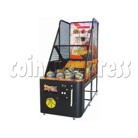 Junior Street Basketball Machine 27010