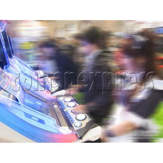 Hatsune Miku Project Diva Arcade machine 27069