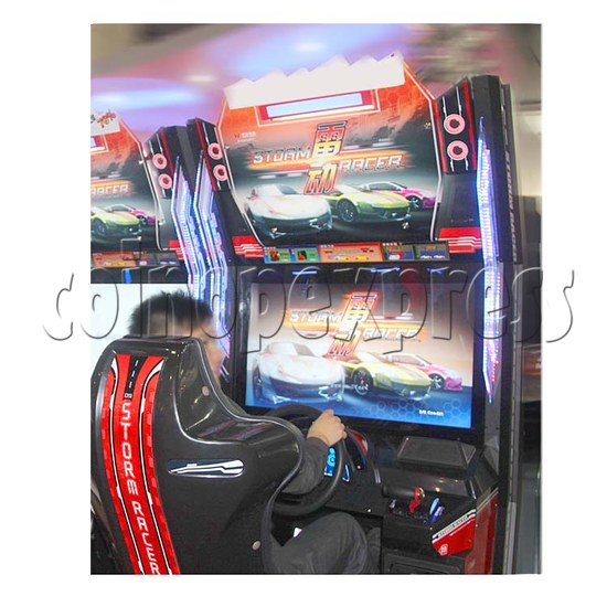 3D Storm Racer Driving Game 27423