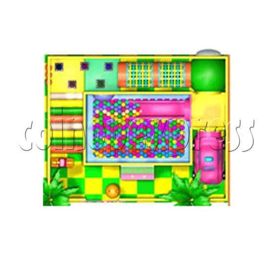 Mini Indoor Playground (339 square feet) 27458