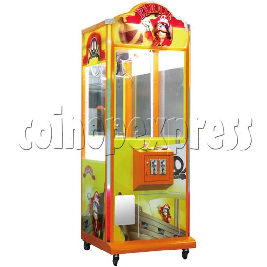 Taiwan crane machine: 30 Inch Priate Plush 27493