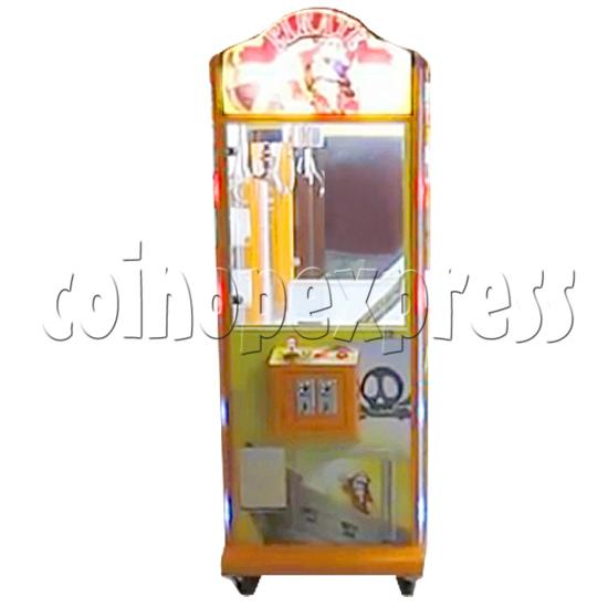 Taiwan crane machine: 30 Inch Priate Plush 27495