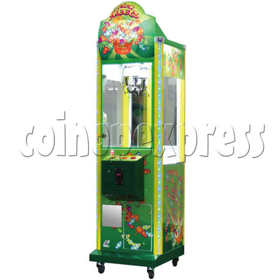Taiwan candy crane machine: 22 Inch Catcher 27501