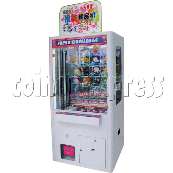 Super Challenge Point Pusher machine 27575