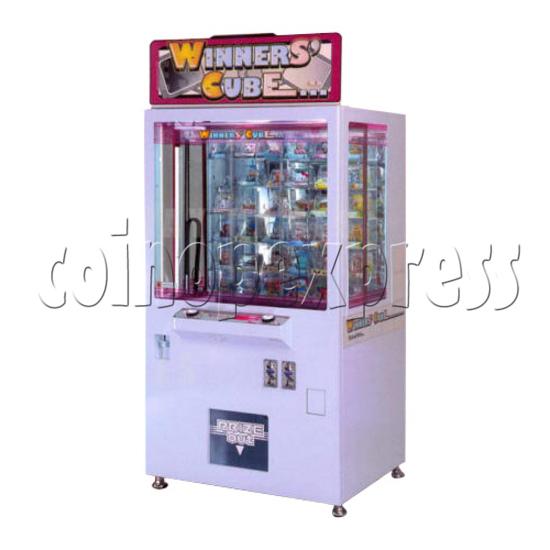 Winner Cube Prize Machine 27609