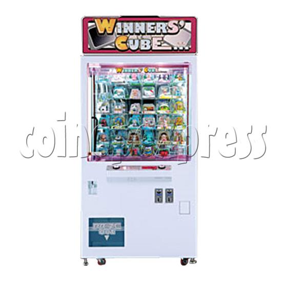 Winner Cube Prize Machine 27610