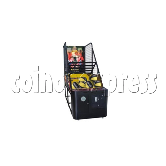 Skill Hoops Basketball Machine SD 27637