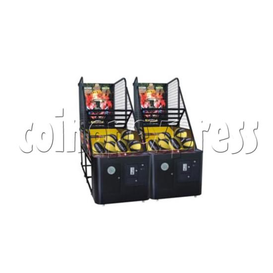 Skill Hoops Basketball Machine SD 27638
