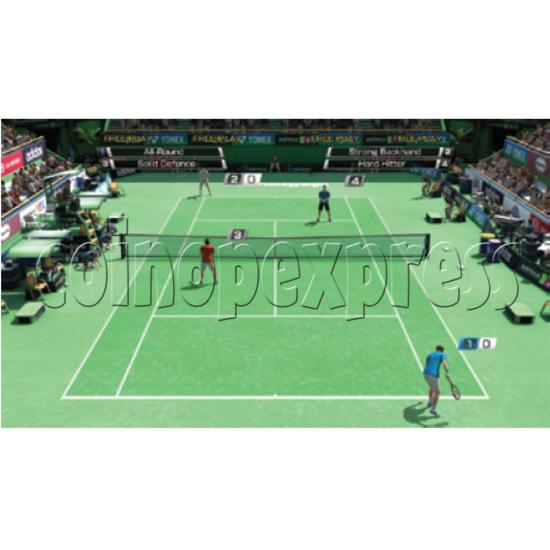 Virtua Tennis 4 Upright Cabinet 27683