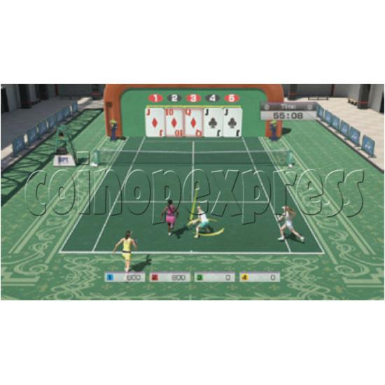 Virtua Tennis 4 Upright Cabinet 27685