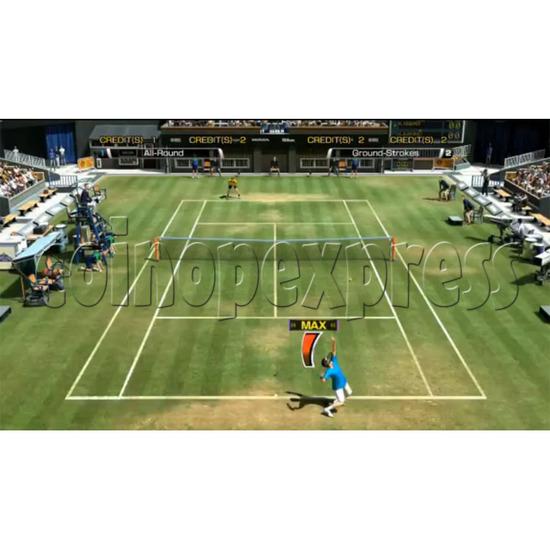 Virtua Tennis 4 Upright Cabinet 27687