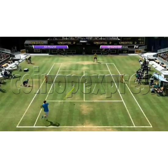 Virtua Tennis 4 Upright Cabinet 27688