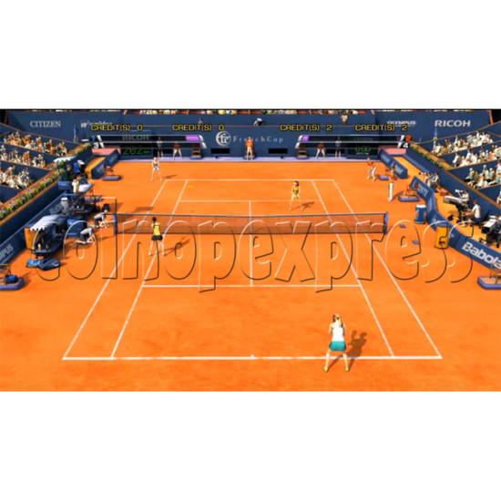 Virtua Tennis 4 Upright Cabinet 27689
