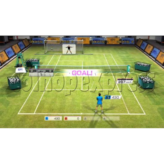 Virtua Tennis 4 Upright Cabinet 27690