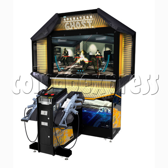 Operation Ghost (55 inch LCD screen) 27721