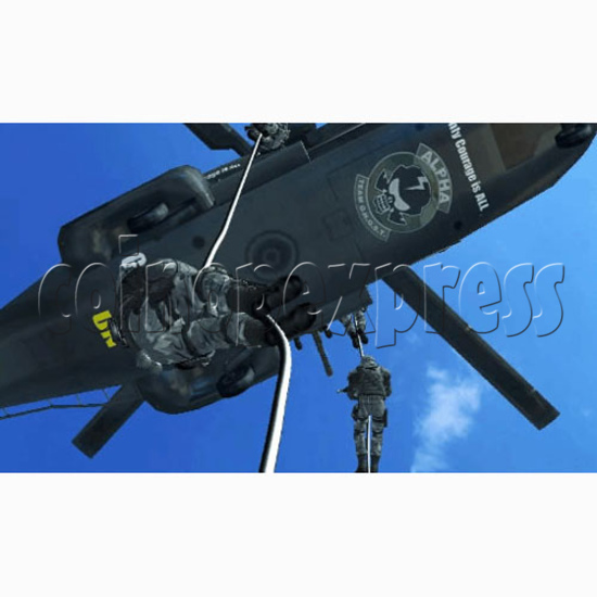 Operation Ghost (55 inch LCD screen) 27722