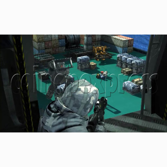 Operation Ghost (55 inch LCD screen) 27723