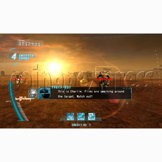 Operation Ghost (55 inch LCD screen) 27724