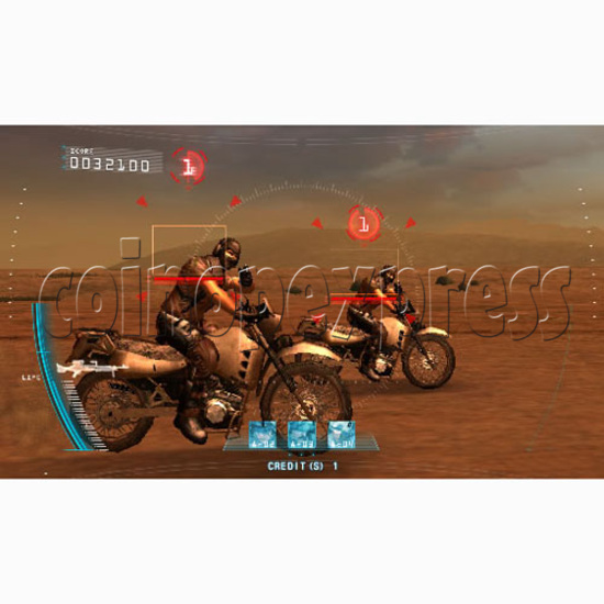 Operation Ghost (55 inch LCD screen) 27725