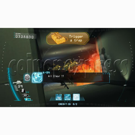 Operation Ghost (55 inch LCD screen) 27726