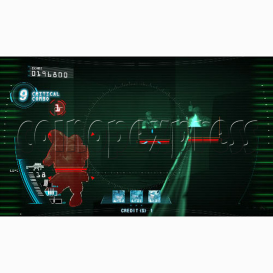 Operation Ghost (55 inch LCD screen) 27727