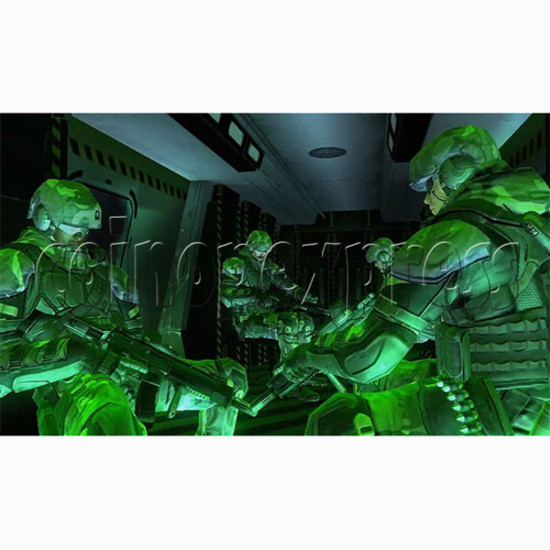 Operation Ghost (55 inch LCD screen) 27728