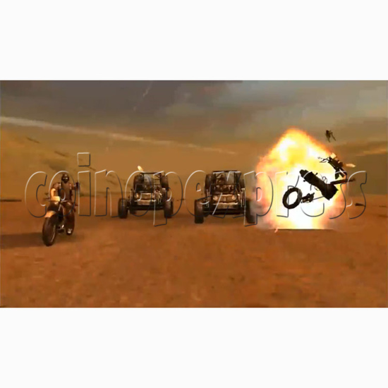 Operation Ghost (55 inch LCD screen) 27731