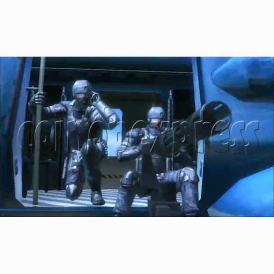 Operation Ghost (55 inch LCD screen) 27732