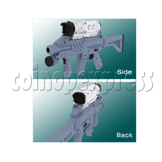 Operation Ghost (55 inch LCD screen) 27740