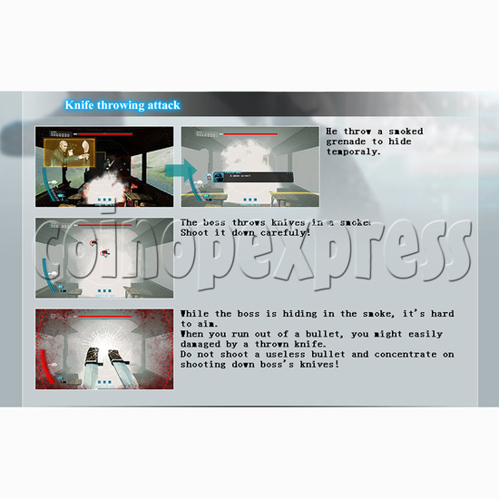 Operation Ghost (55 inch LCD screen) 27742