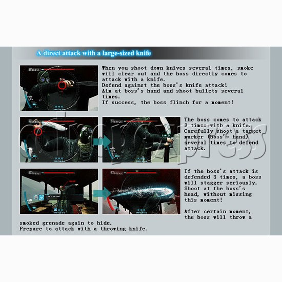 Operation Ghost (55 inch LCD screen) 27743