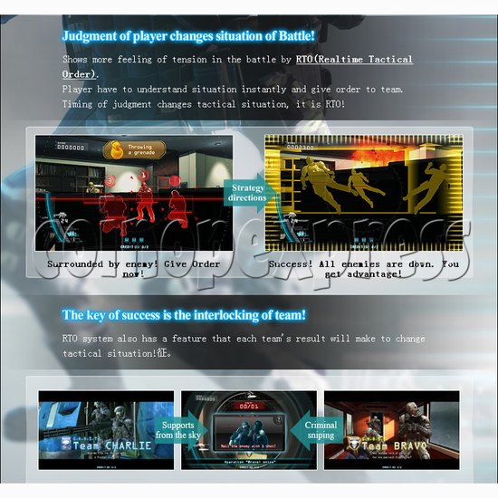 Operation Ghost (55 inch LCD screen) 27744