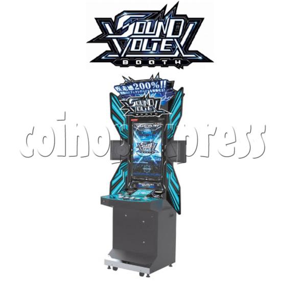 Sound Voltex 4 Arcade Machine offline 27751