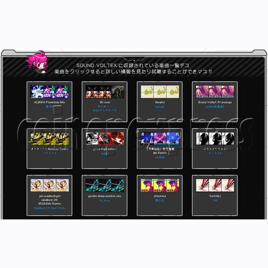 Sound Voltex 4 Arcade Machine offline 27752