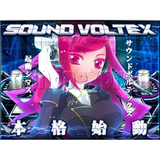 Sound Voltex 4 Arcade Machine offline 27758