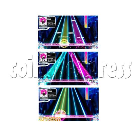 Sound Voltex 4 Arcade Machine offline 27759