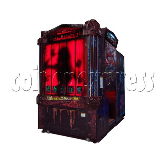 Dark Escape 4D Shooting Game 27792